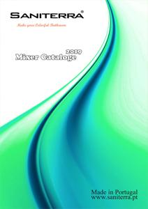 Saniterra Mixer Cataloge 2019