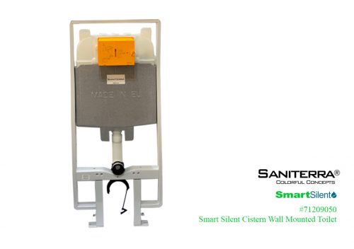 71209050-Smart Silent Concealed Cistern WM Toilet