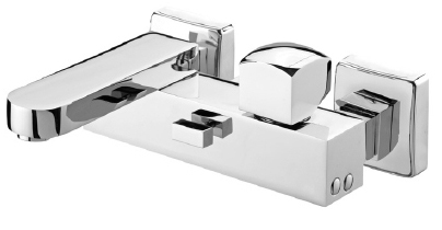 132017 Bath Mixer KING 190 mm