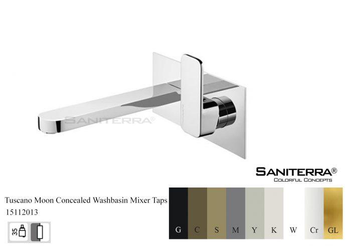 15112013 Concealed Washbasin Mixer MOON