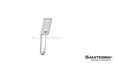 16202108 ABS Anti Limescale Hand Shower CITY