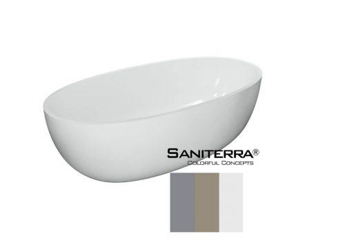 421017087 Bathtub Free Standing MILANO 170*87 cm